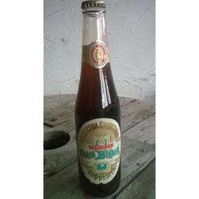 Botella Cerveza Carta Blanca Coleccion No Coca Antigua Aniv.