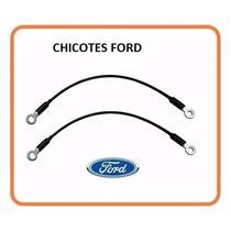 Chicotes De Caja O Tapa Para Camioneta Ford Courier