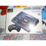 Mega Drive Caixa E Isopor 16 Bit