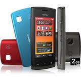 Nokia 500 - 1 Ghz, Wi-fi, 5 Mp, 3g, Só Funciona Vivo - Novo