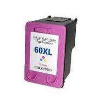 Cartucho 60 Xl Color Compatível Import D110 F4280 F4480