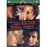 Dvd Doida Demais - Vera Fischer/ Paulo Betti - Novo***