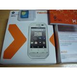 Nextel I867 I867w White Blanco Tactil Touch Nuevo En Caja