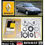 R-19 Motor 1.8 Kit Cajetin Direccion Hidrau Original Renault