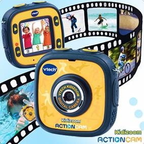 Camara Digital Para Niños Vtech Lcd Graba,fotos Y Juegos