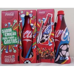 Vuvuzela - Corneta Garrafa Coca-cola Copa Do Mundo 2010