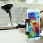 Suporte Veicular Celular Gps Porta Copo Iphone Moto G S3 Z2
