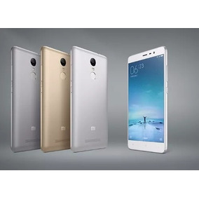 Xiaomi Redmi Note 4 Pro 64gb Y 3gb Ram Español Oficial