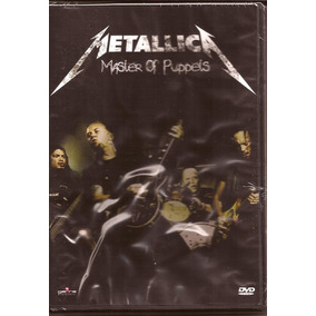 Metallica - Master Of Puppets Dvd