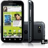 Celular Motorola Mb526 Novo Nacional!nf+fone+cabo+garantia!