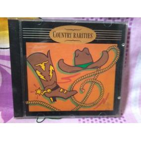 Vendo Cd Coletanea Country Rarities -som Livre