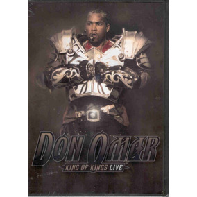 Don Omar - King Of Kings Live - Dvd
