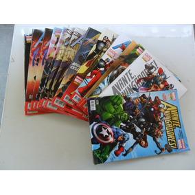 Avante Vingadores! Vários! Nova Marvel! R$ 10,00 Cada!