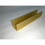 Perfil Aluminio Anodizado