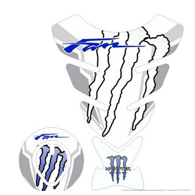 Protetor Tanque E Bocal Moto Honda Fan - Mod05 +frete Grátis