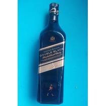 Botella Vacia Johnnie Walker Double Black Buena 001