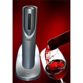 Haier Abridor De Vinho Eletrico Hwo035 110v Saca Rolhas