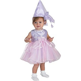Disfraz Para Niña Bebé Infantil Princesa De Vestuario ( Mes