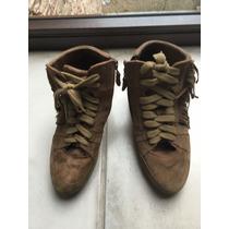Rapsodia Zapatillas Con Taco