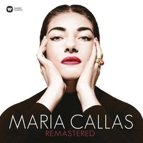 Vinilo Importado Maria Callas Remastered Nuevo
