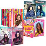 Libretas Cuadernos Soy Luna Descendientes Frozen Y Mas