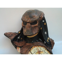 Busto Predador Busto Alien Vs Predador