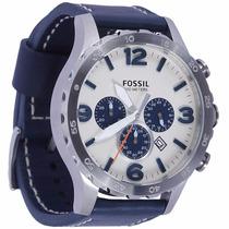 Relógio Fossil Masculino Jr1480 - Garantia 2 Anos!