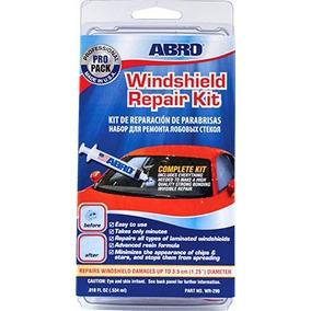 Kit Reparador Profissional Para Para-brisas Abro Americano