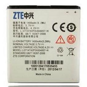 Bateria Para Zte V795, U880s2, V880s2, Generica