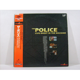 Ld - Laserdisc The Police - Live Ghost In The Machine - Raro