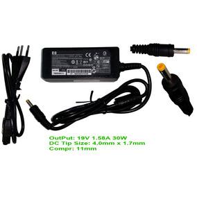 Fonte Netbook Hp Mini 19 Volts X 1,58 Amp. - Co1010
