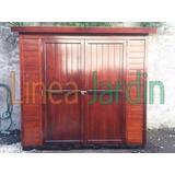 Deposito De Jardin, Galpon, Caseta, Armario (2x0,80x2,10mts)