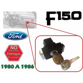 80-86 Ford F150 Pick Up Chapa Para Guantera Con Llaves