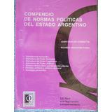 Constitución Nacional De La República Argentina / Quorum