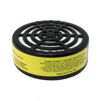 Repuesto Filtro Para Mascarilla Gases Ácidos Infra