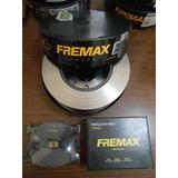 Kit Pastillas Fremax + Discos Fremax Fiat Uno Fire 1.3 1.4