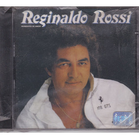 Reginaldo Rossi - Cd Momentos De Amor - Lacrado De Fábrica