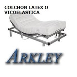 Colchon Para Camas Articuladas-ortopedicas-auping -latex Nat