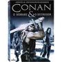 Dvd Coleção Conan O Bárbaro + Conan O Destruidor (02 Dvds)