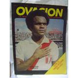 Remato Revista Ovacion Con Poster Año 1977 De Colecc.