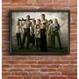 Cuadros Decorativos The Walking Dead 30x42cm Poster Laminas