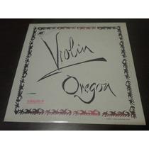 Oregon - Violin - (1978) - Vinilo Argentino - Buen Estado