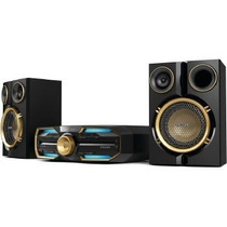 Mini System Philips 600 Watts Rms Cd Usb Bluettooth E Nfc -