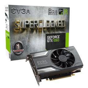 Evga Nvidia Gtx 1060 Sc Gaming 6gb 192 Bits 06g-p4-6163-kr