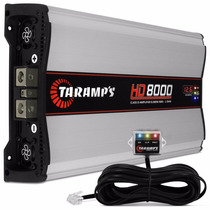 Modulo Amplificador Taramps Hd8000 8000w Rms Potencia Som