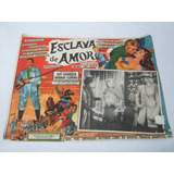 Cartel Cine Pelicula Esclava De Amor - Yankee Pasha 1954