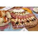 Picada Artesanal Mediana. Fiambres-quesos Domicilio-delivery