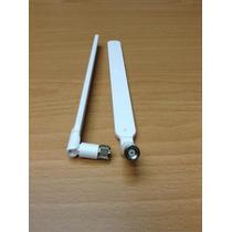02 Antenas Para Modem Roteador 3g/4g Zte Mf253 / Dlink 922b