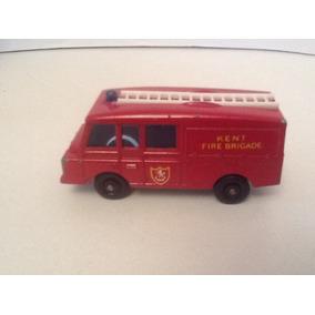 Matchbox Lesney # 57 Land Rover Fire Truck
