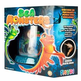 Sea Monsters Crea Monstruos Original Faydi Tv Casa Valente